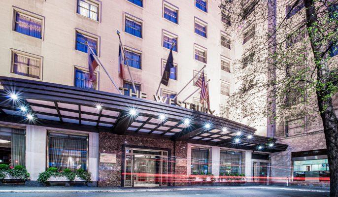 Westbury Hotel Photography