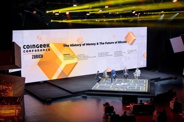 Zurich's Samsung Hall host first conference in over a year