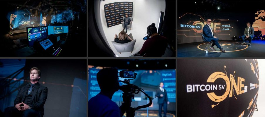 Studio Based Virtual Conference Photography – LONDON